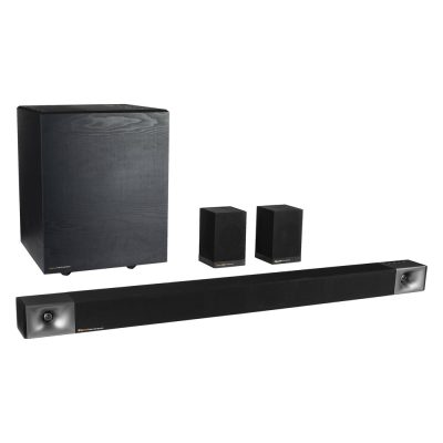 Cinema 600 Soundbar + Surround 3 Speakers System