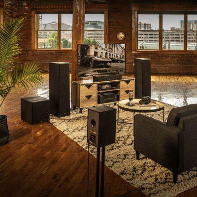 R-34C Center Speaker (Each) by Klipsch