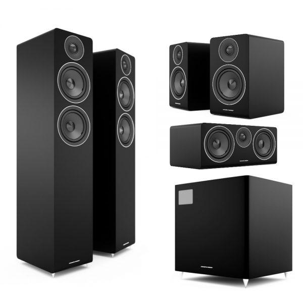 Acoustic Energy AE109 5.1